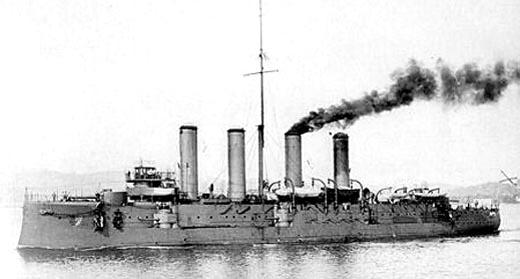 Крейсер Адмирал Макаров